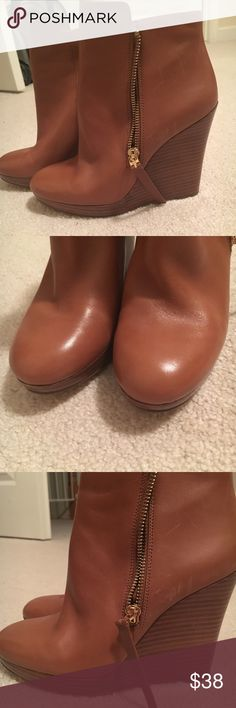 Michael Kors Wedge Heels size 61/2 Michael Kors Wedge Heels size 61/2 Michael Kors Shoes Wedges