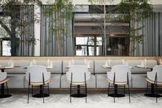 Flora Danica restaurant by Gamfratesi, Paris – France