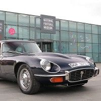 George Best's Jag to be sold - http://www.rac.co.uk/advice/motoring-news/georgie-bests-jag-to-be-sold