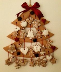 Christmas Gingerbread, Christmas Cookies, White Christmas, Xmas, Burlap, Crochet Patterns, Holiday Decor, Crafts, Gingerbread