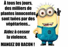 Manger du bacon