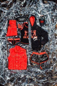 #twobearsbrand #clothsmen #bear #sportwear #pride #twobears #bearwear #tanktop #tshirt #fetish Sport Wear, Bears, Pride, Tank Tops, How To Wear, T Shirt, Clothes, Supreme T Shirt, Outfits