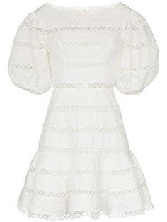 Zimmermann Vestido Com Recortes - Farfetch Floral Print Maxi Dress, Facon, Bowie, Flare Dress, Designer Dresses, Women Wear, Dresses With Sleeves, Clothes For Women, Contour