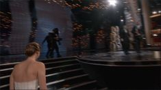 When Jennifer Lawrence tripped at the Oscars. | 31 Things All '10s Kids Will Totally Remember