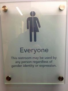 Everyone's bathroom