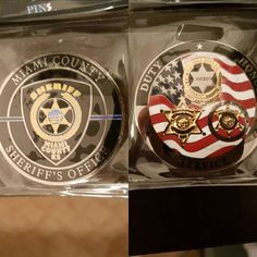 Our challenge coins from work #challengecoin #LawEnforcement #sheriff #KansasLawEnforcement #police #LEO #corrections #CO by mattious05