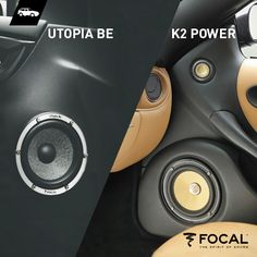 Utopia Be or K2 Power: two flagship products from Focal Elite range! And you, which system would you choose for your #Car #Audio installation?