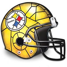 1db9a74a9 Pittsburgh Steelers Football Helmet Accent Lamp