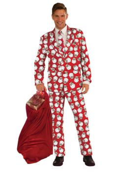 Men's+Santa+Suit+