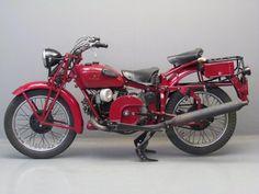 """Moto Guzzi """"Falcone Turismo"""" 1953"""