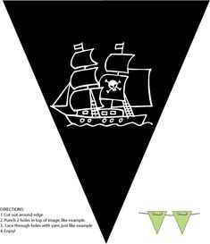 Free Pirate Ship banner