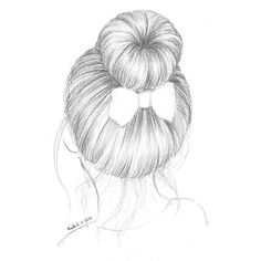 Craft ideas 793689134301431892 - Chignon danseuse Plus Source by romigrenier Pencil Art Drawings, Love Drawings, Beautiful Drawings, Art Drawings Sketches, Easy Drawings, Drawings Of People Easy, Creative Pencil Drawings, Beautiful Girl Drawing, Art Du Croquis