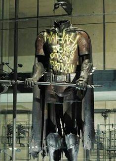 Jason Todd's Robin costume in Batman v Superman