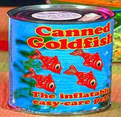 CANNED GOLDFISH (Les poissons rouges de Matisse series) 2017 cm 38×29  #figurativeart #henrimatisse #monacoart #detournements #poissonsrouges #photoshop #creativity #manipulation #retouch