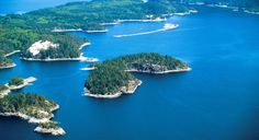 Súkromné ostrovy v Britskej Kolumbii