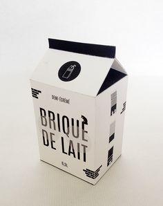 Lunch Box by Céleste Wallaert, via Behance