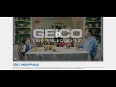 GEICO UNSKIPPABLE CASE STUDY - YouTube