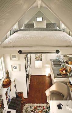 Small Cabin Setup //