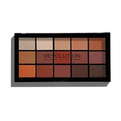 Reloaded Eyeshadow Palette from Makeup Revolution in Iconic Fever. $7.18.