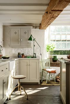 The perfect country kitchen by deVOL