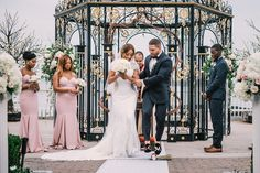 Lakeisha and Kenneth's Beautiful Beachfront Wedding in New Rochelle Jumping The Broom, New Rochelle, Bridesmaid Dresses, Wedding Dresses, Wedding Inspiration, Beautiful, Fashion, Bridesmade Dresses, Bride Dresses