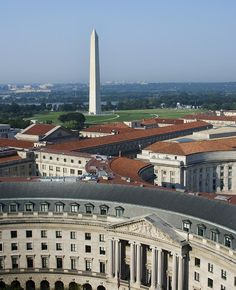 National Mall | ... Washington Monument And The National Mall - Washington Dc Photograph