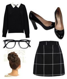 """""""Classic"""" by nariviahoyos on Polyvore featuring Essentiel and Miu Miu"""