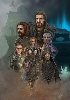 Path of the Dragornborn -Finished! by LemonSherman.deviantart.com on @deviantART #skyrim