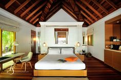 Photos by T+S: Huvafen Fushi | Luxury Hotels Travel+Style