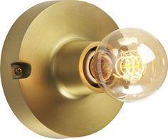 brass flush mount  | CB2