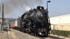 On the weekend of April 27th and 28th, Santa Fe Steam Locomotive 3751 ran to San Bernardino Railroad Days for the fourth year in a row. This video features t...