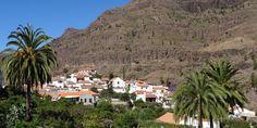 Malerisches Dörfchen Fataga auf Gran Canaria - unbedingt Mandelbrot und Makronen probieren!