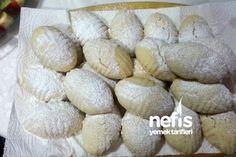 Gerebiç Kalıbında Elmalı Pasta 1