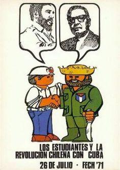 Graphic Designer based in NY. Protest Posters, Political Posters, Cuba, Communist Propaganda, Fidel Castro, Vintage Ads, Popular, Graphic Design, Comics