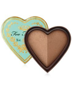 Too Faced Sweethearts Baked Luminous Glow Bronzer - Makeup - Beauty - Macy's