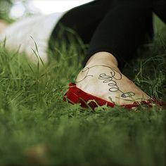 tattoo your feet