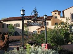 La Posada Hotel Winslow Arizona Great place to rest and eat... Near the old train station.
