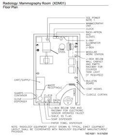 Central sterile services department cssd layout for X ray room floor plan