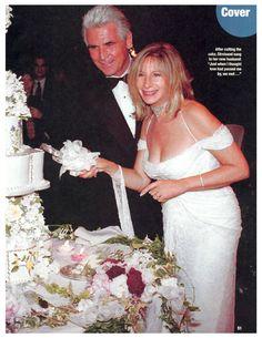 The Way They Were - Weddings, Barbra Streisand, James Brolin : People.com