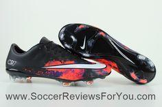 "Nike Mercurial Vapor 10 CR7 ""Savage Beauty"" Review"