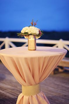Navy and Blush Wedding at The Carolina Yacht Club with Photos by Whitebox Photo – Maggie and Mackey