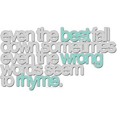 wgraphic - lyrics & quotes ♥ ❤ liked on Polyvore
