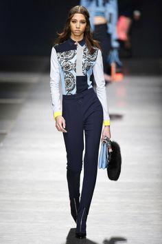 Versace | Ready-to-Wear - Autumn 2016 | Look 6