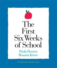 The First Six Weeks of School (Responsive Classroom (PBIS-strategy) Morning Meeting)