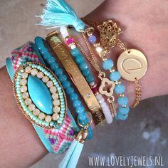 Ibiza bracelets Jewellery beach style