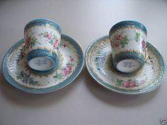 Antique Sevres porcelain…