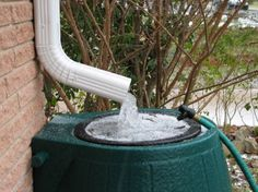 How To Catch, Filter, And Store Rainwater | Are you interested in being able to store rainwater to use for watering a garden or to have to drink?