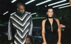 Kim Kardashian & Kanye West — Their Relationship In Pics