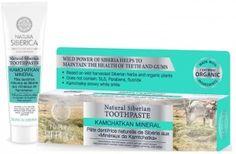 Natura Siberica naturalna syberyjska pasta do zębów Kamczacka mineralizująca jest przeznaczona do