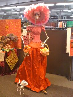 SJC Library Day of the Dead